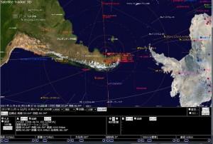 Satellite Tracker 3D